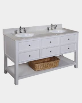 Picture of Double Sink Unit
