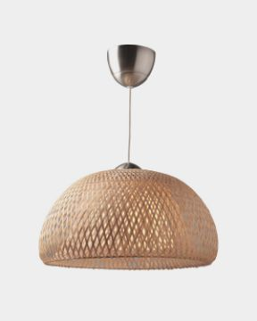 Picture of Bamboo Lamp